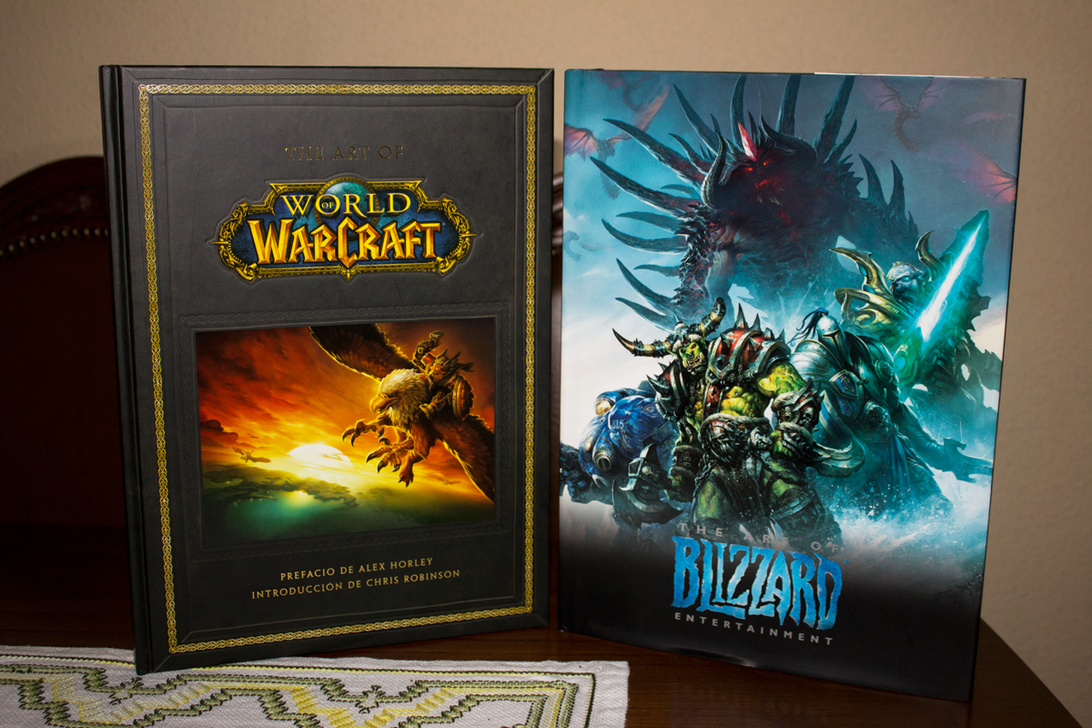 World of Warcraft, libros | Nancy Fernandes