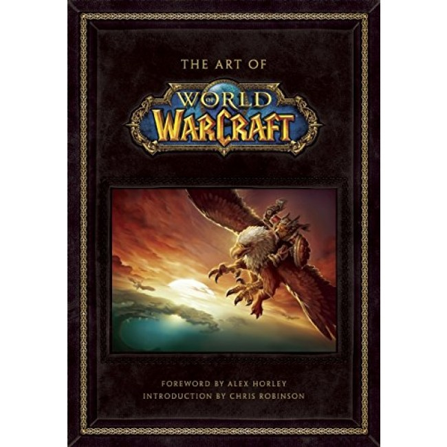 The Art of World of Warcraft | Nancy Fernandes