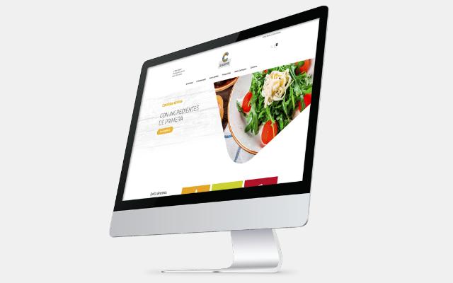 La Cachopería | Tienda online creada por nancy fernandes
