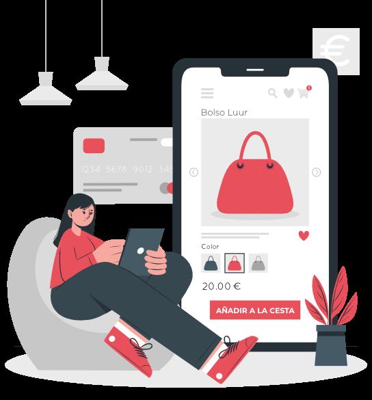 Diseño web Comercio Electrónico en Llanera